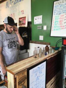 alister snyder detour deli cafe