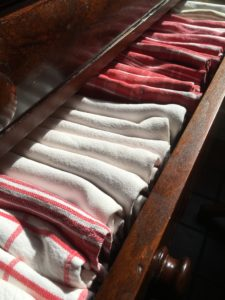 The Verandas dish towels