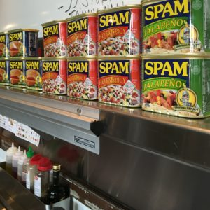 spam detour deli cafe
