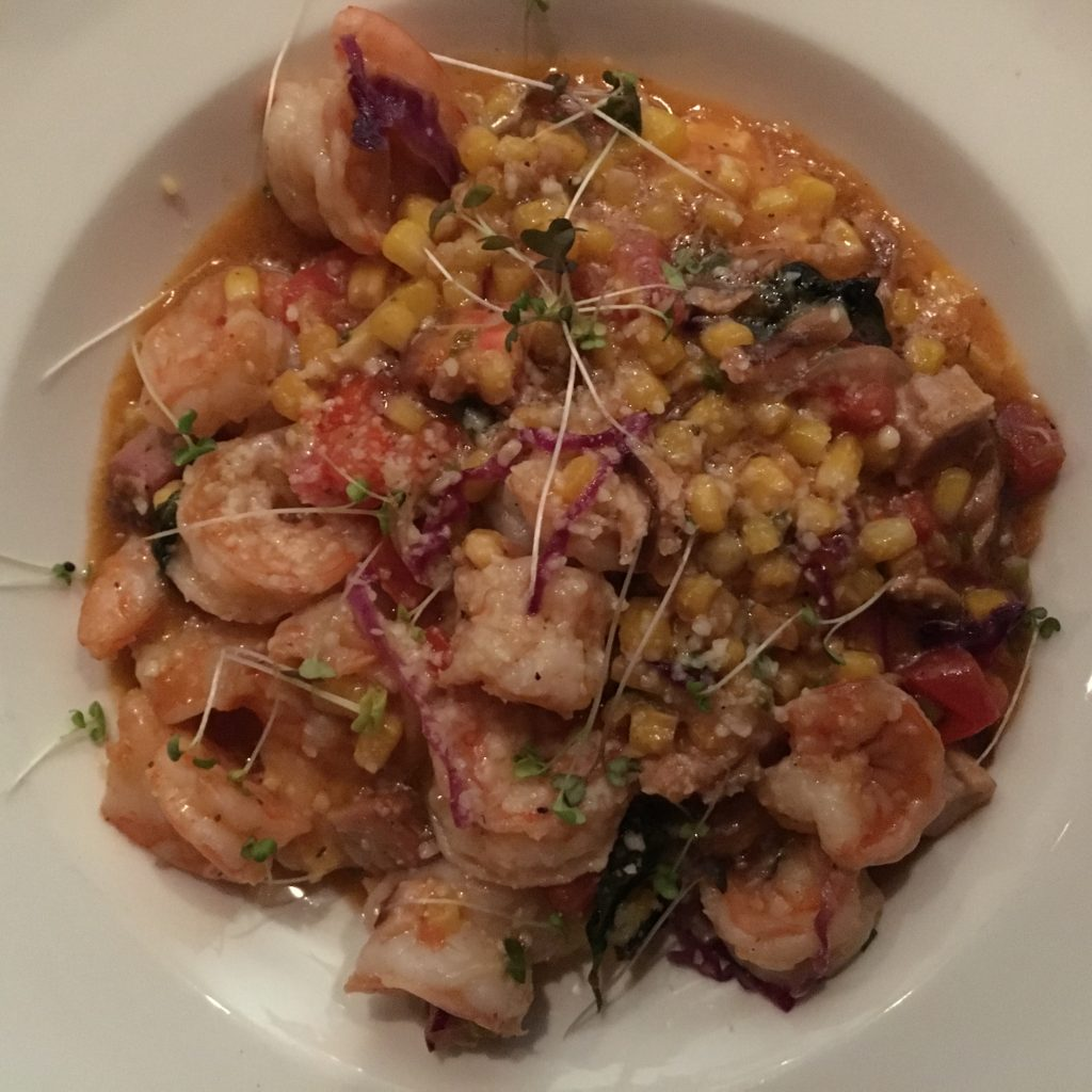 best shrimp and grits in wilmington