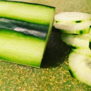 cucumber cream cheese sandwiches