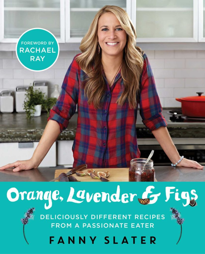 Fanny Slater Orange Lavender and Figs cookbook