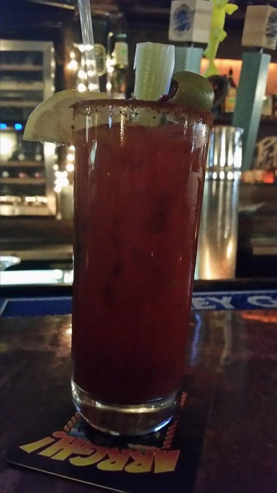 bloody mary in wilmington nc at copper penny