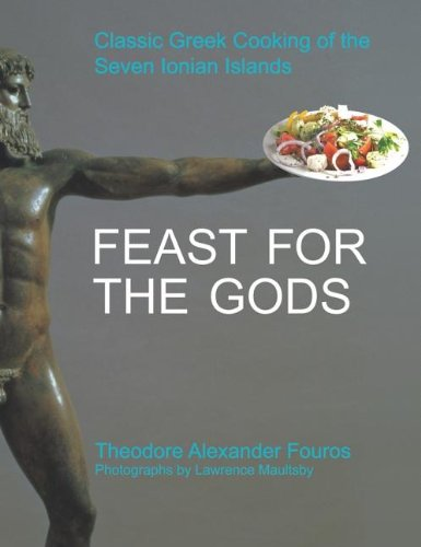 feast for the gods cookbook