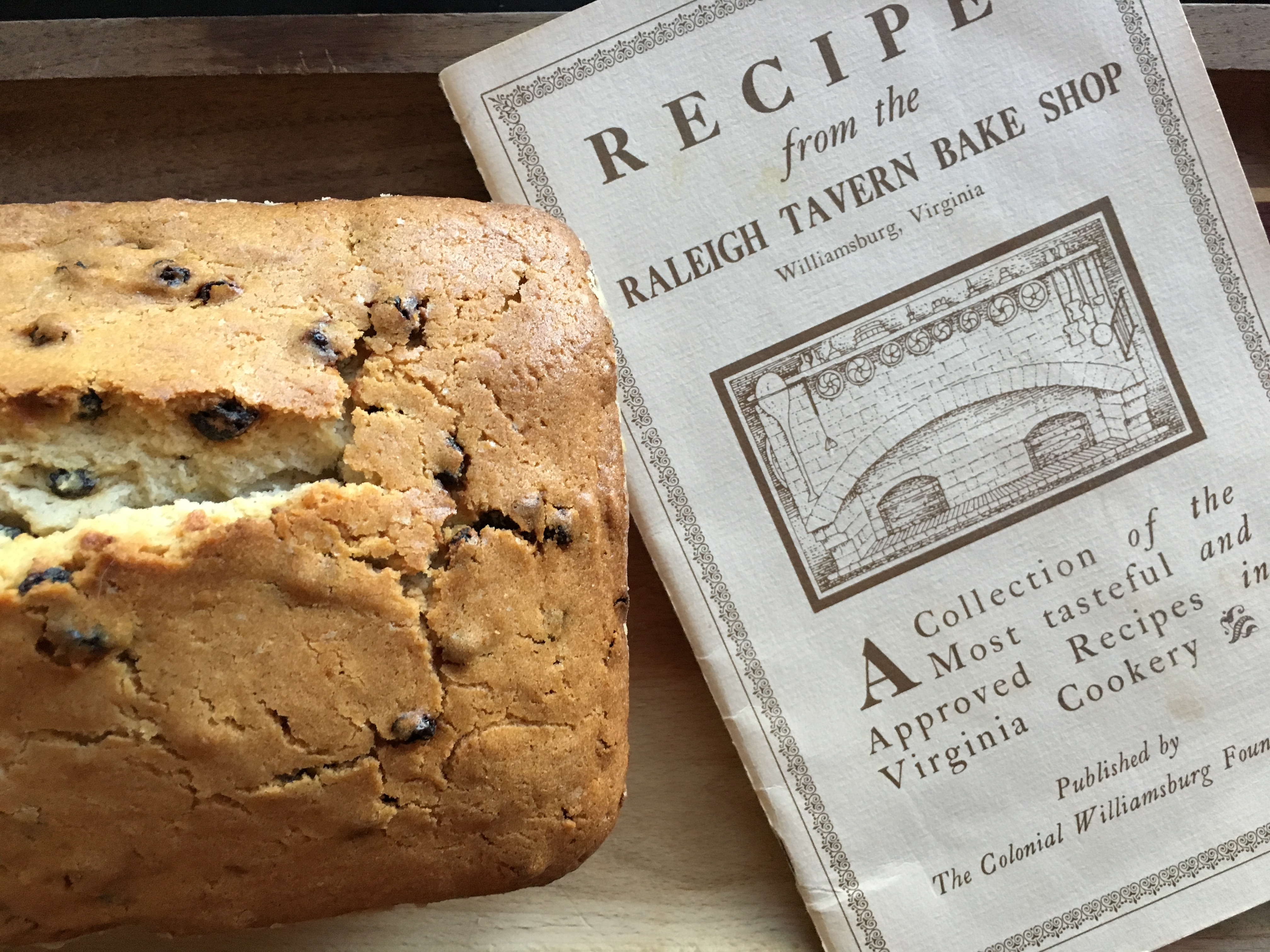 Historic Recipes: History in the Baking