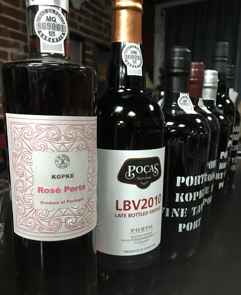 port wine at wilmington wine