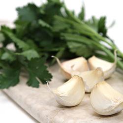 suga di compagna parsley and garlic