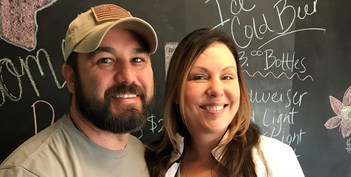 Chris and Pam Valverde | Bone and Bean Barbeque