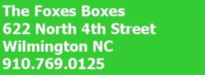 The Foxes Boxes address
