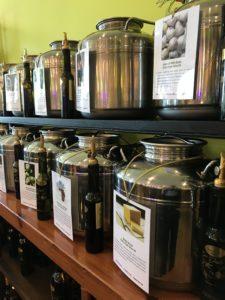 olive oils at taste the olive