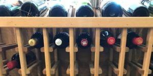 wines at taste the olive