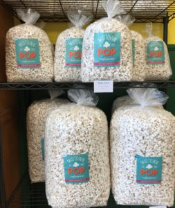 vics midtown popcorn regular salted popcorn