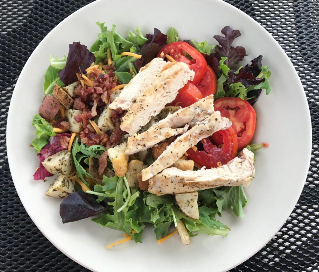 seven sexy salads henrys