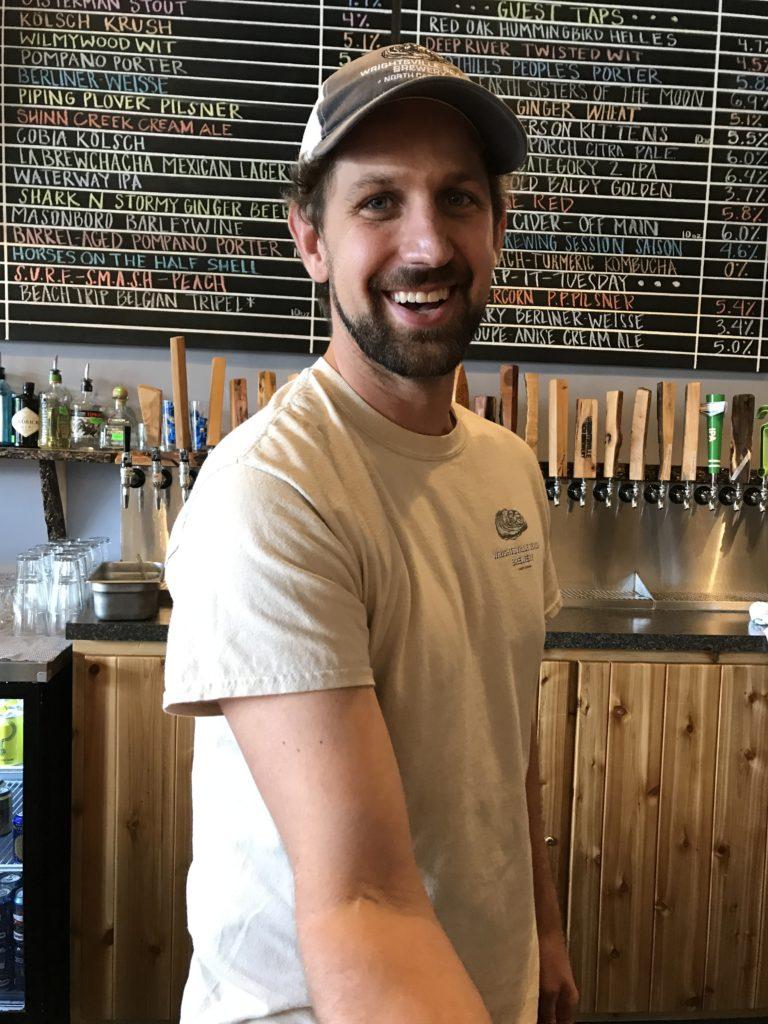 jud watkins wrightsville beach brewery wilmington nc