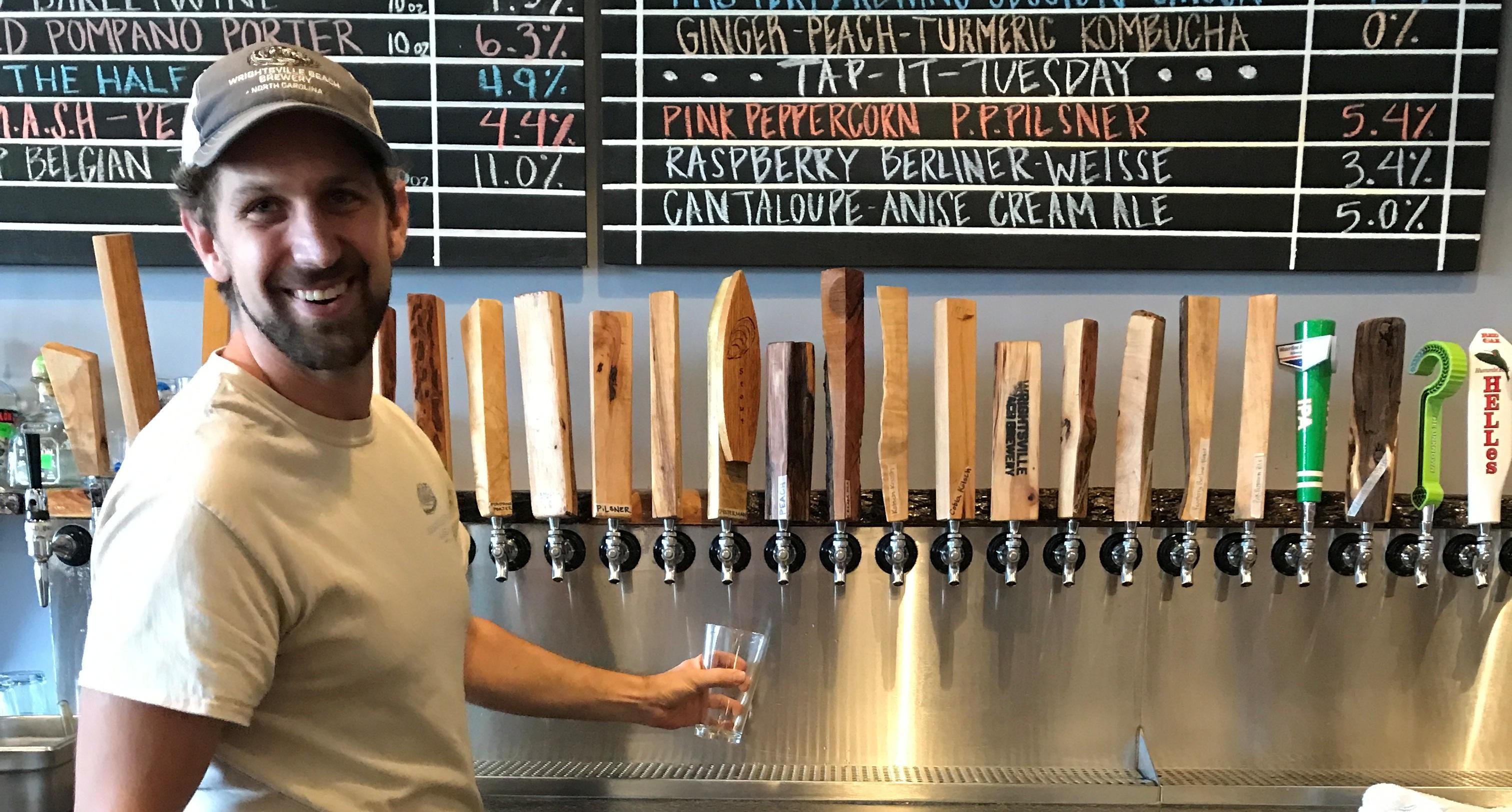Jud Watkins | Wrightsville Beach Brewery