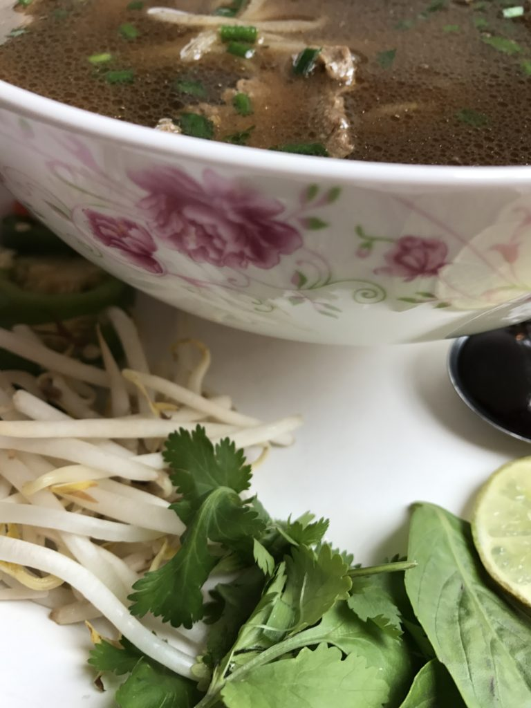 promised land kitchen beef pho