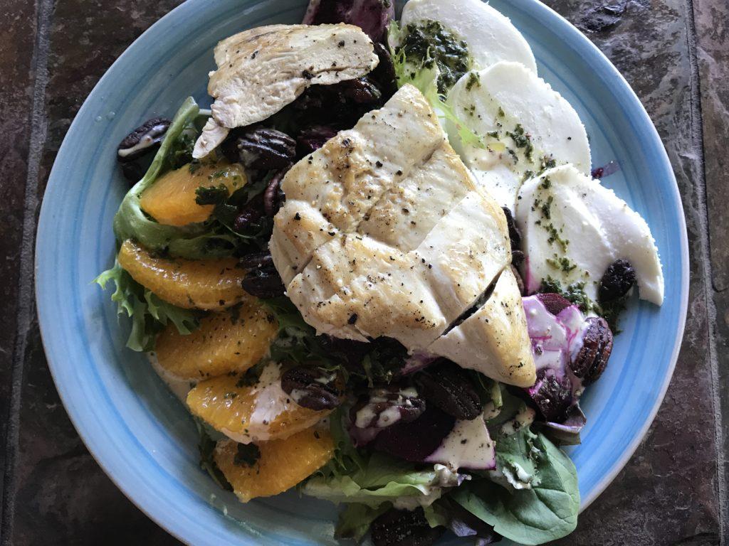 seven sexy salads niche