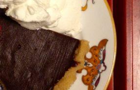 chocolate ganach tart