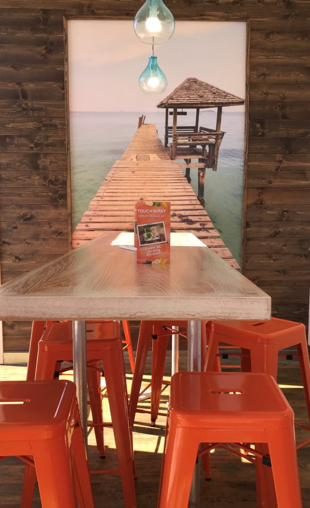tropical smoothie cafe review
