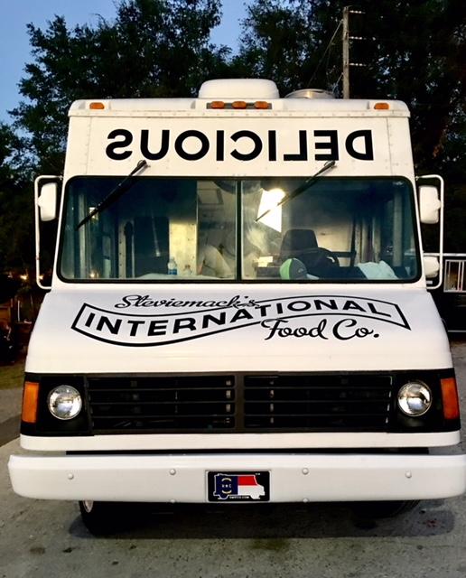 steviemacks food truck review
