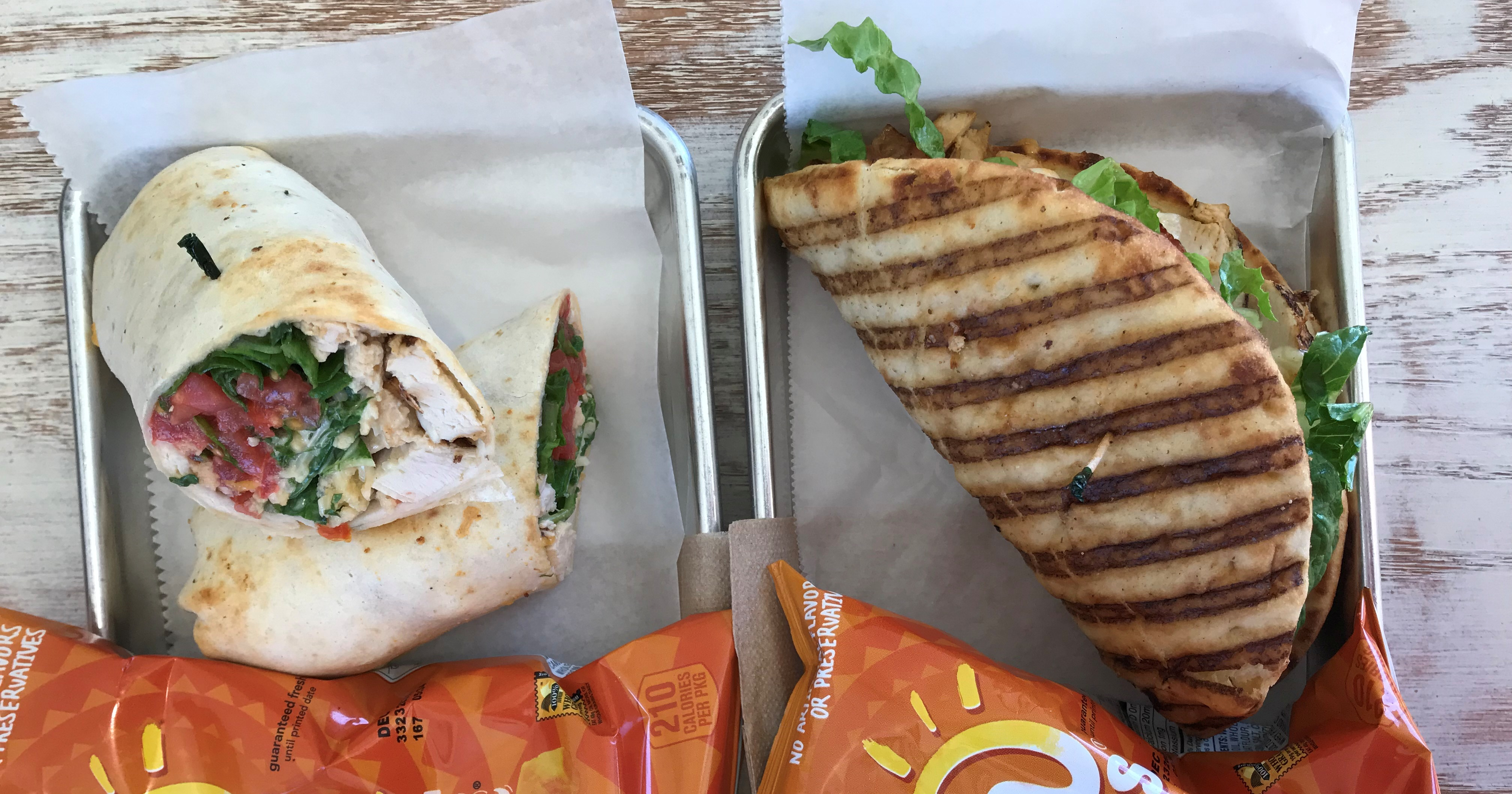 Tropical Smoothie Cafe: Fast Food We Can Get With