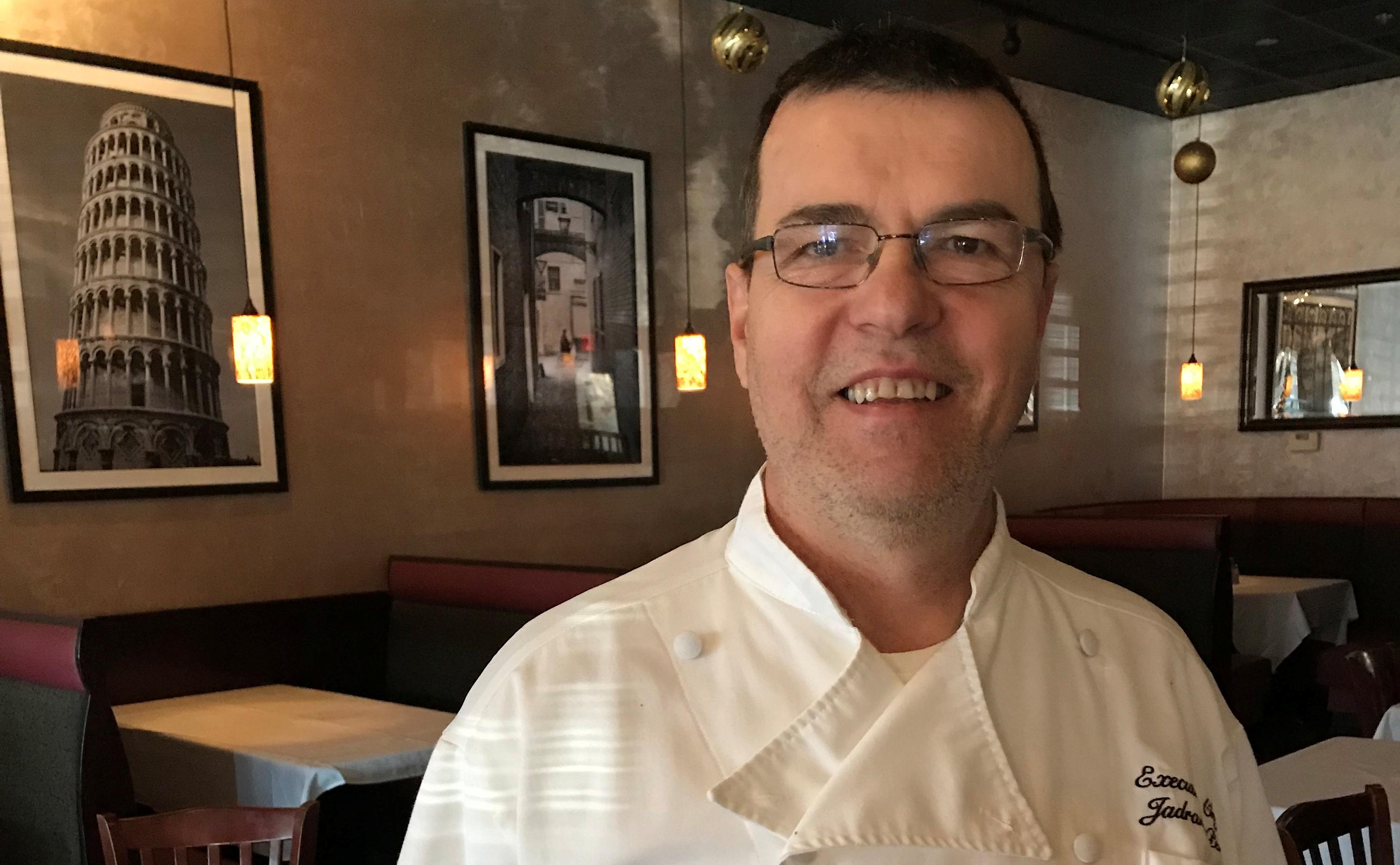 Chef Jadran Peros | Roko Italian Cuisine