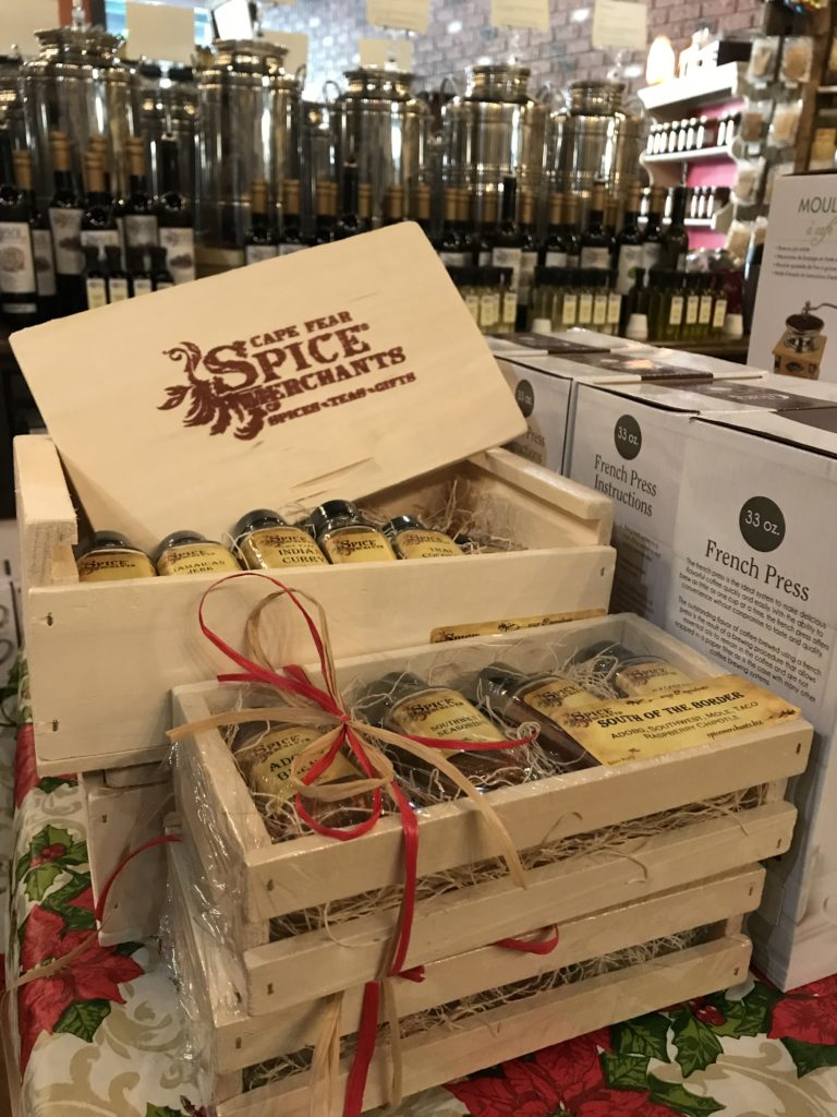 9 Nifty Christmas Gifts for Foodies | Wilmington NC Gourmet Gift Stores