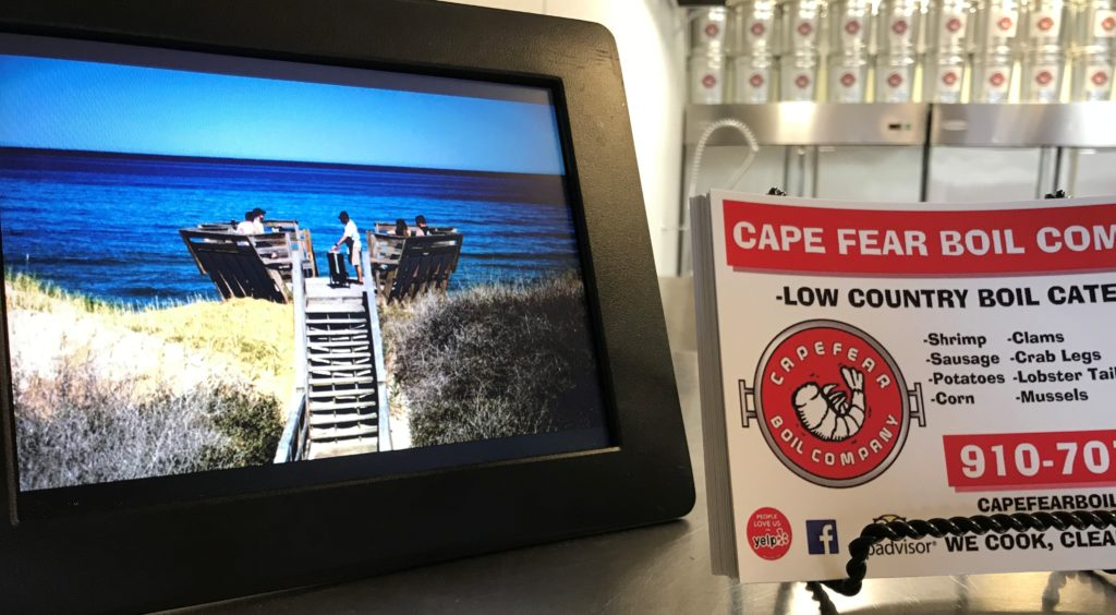 cape fear boil company seafood pots