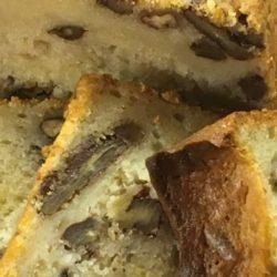 banana bread pudding loaf recipe