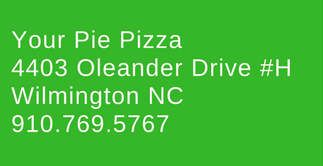 your pie address