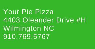 your pie address