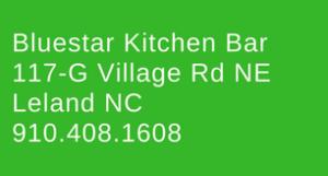 bluestar kitchen bar hip fusion