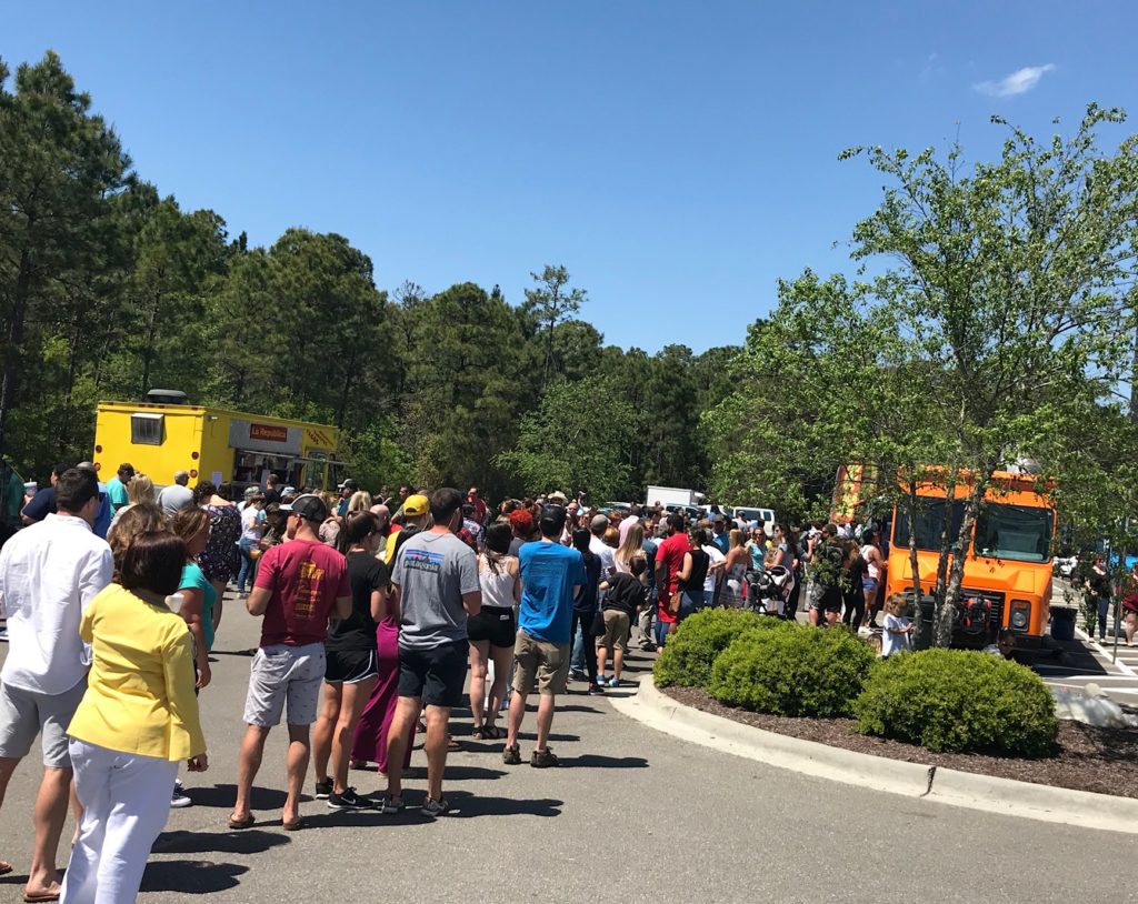 wilmington food truck rodeo