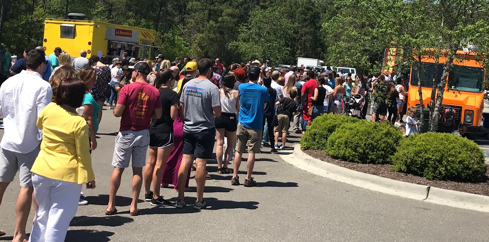 Food Truck Rodeo Rounds Up Wilmington's Best Eats on Wheels