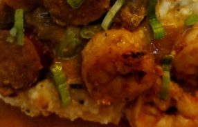 sarahs shrimp and grits