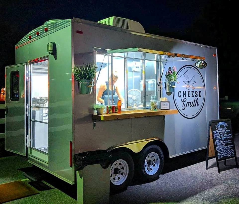cheesesmith co food truck