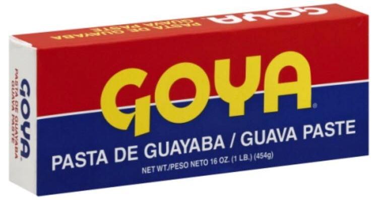 pastelillos de guava y queso
