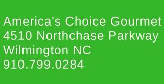 americas choice gourmet address