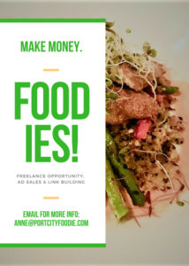 port city foodie jobs