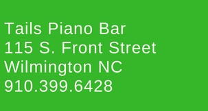 Tails Piano Bar address