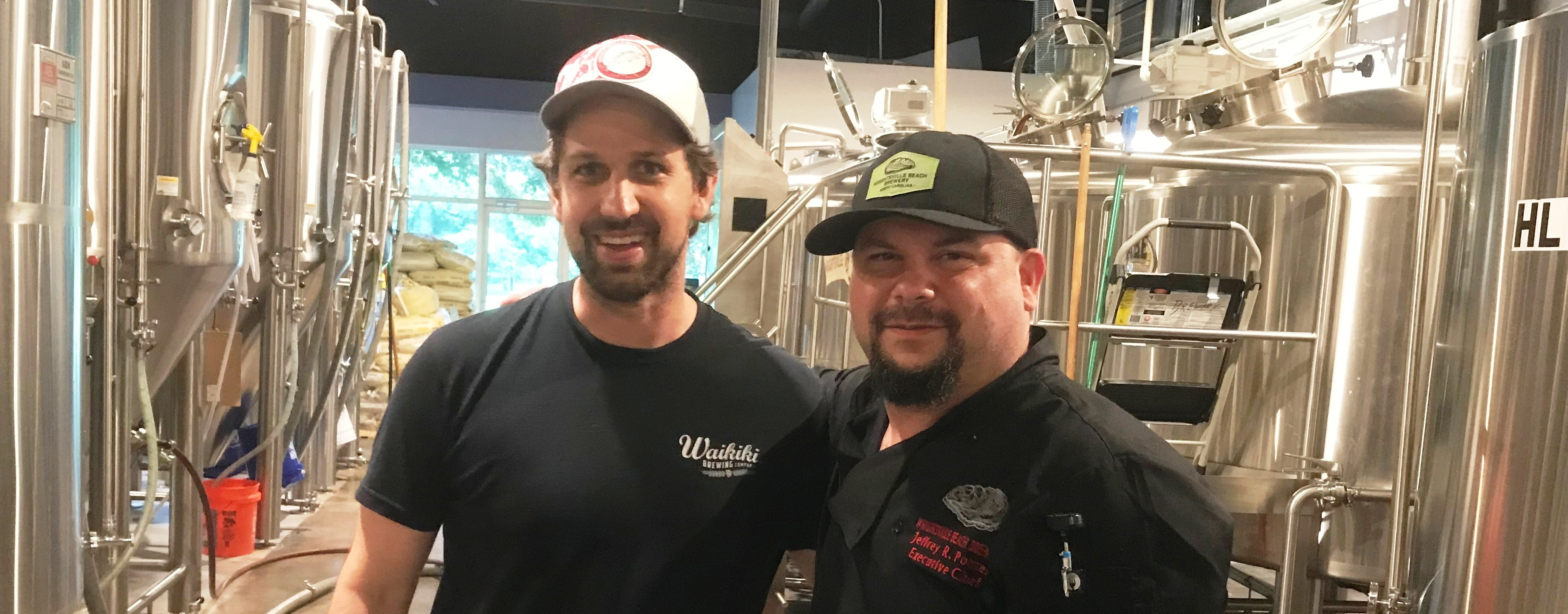 Jeffrey Porter, Executive Chef | Wrightsville Beach Brewery