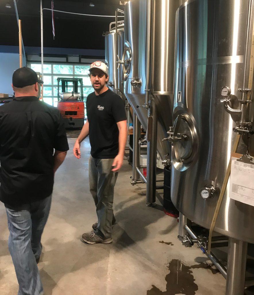 jeff porter wrightsville beach brewery