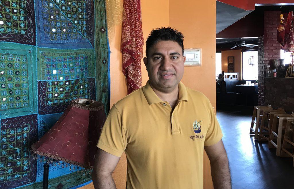 sunny singh nahwab indian fine cuisine