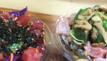 nakedfin poke bowl review