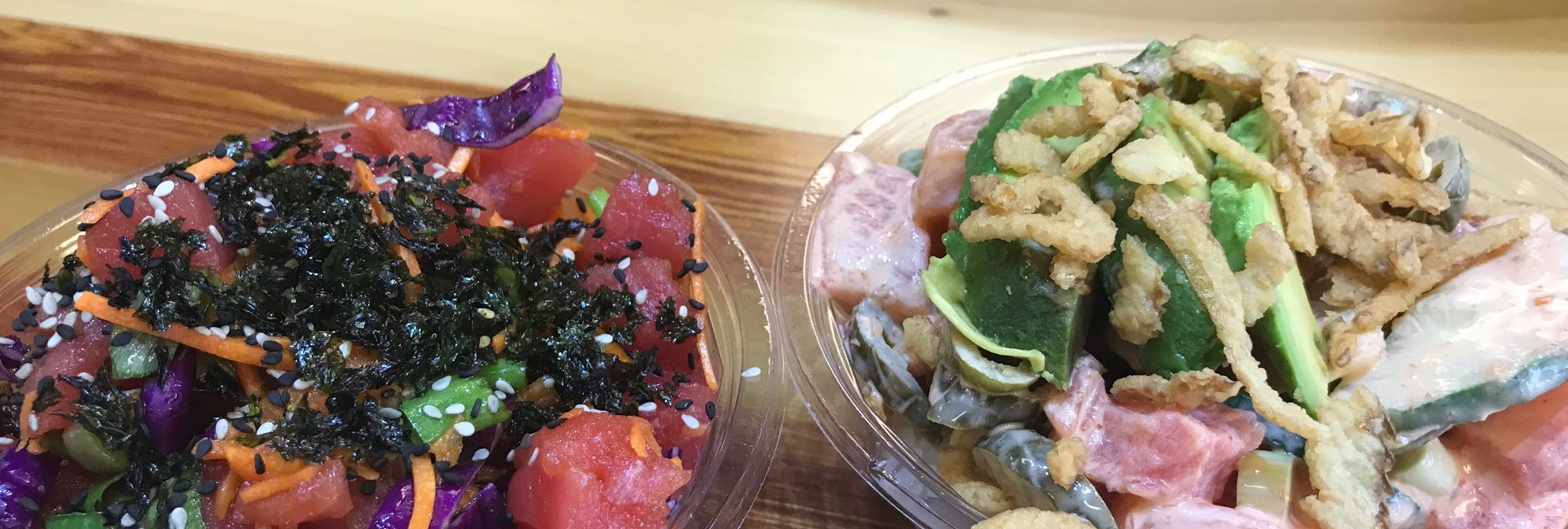 Take it to the Beach: Nakedfin Poke Bowl is the Bomb
