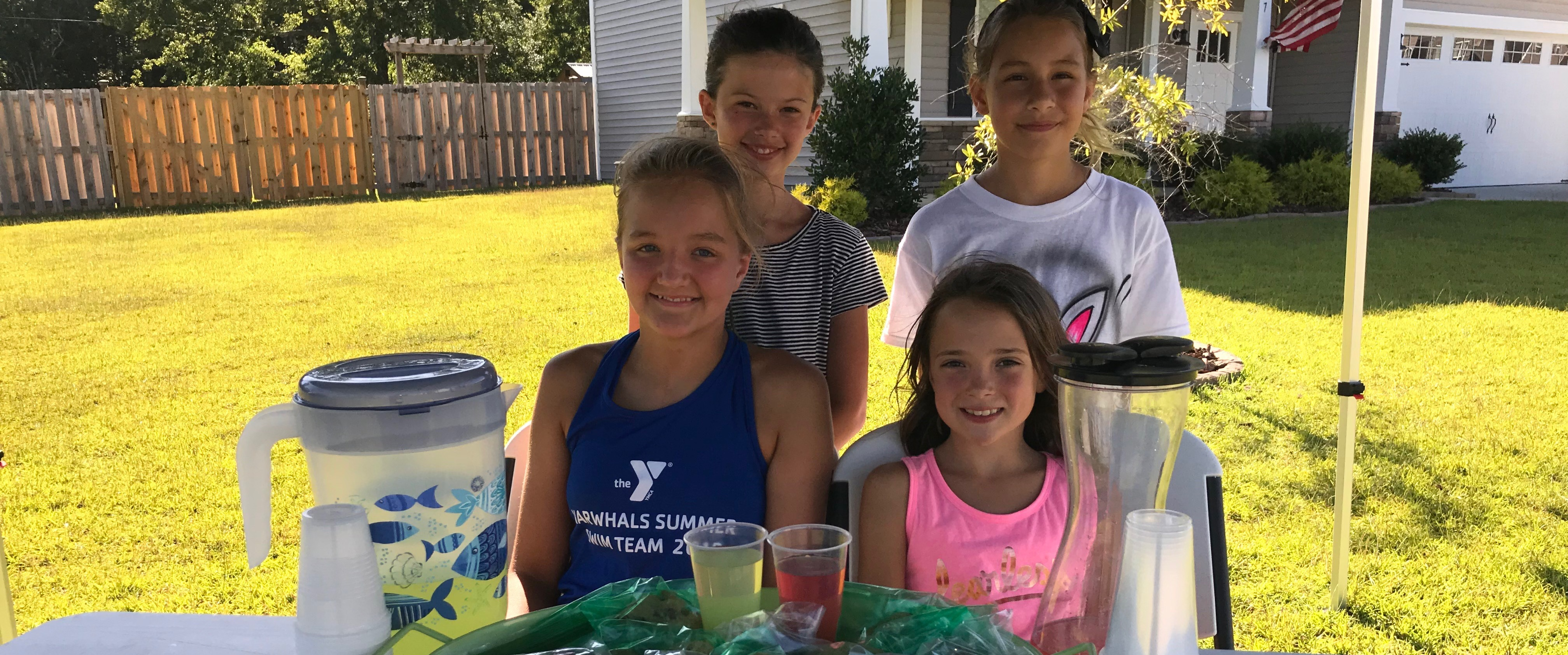 Calling all Entrepreneurs: Summer is Lemonade and Cookie Time