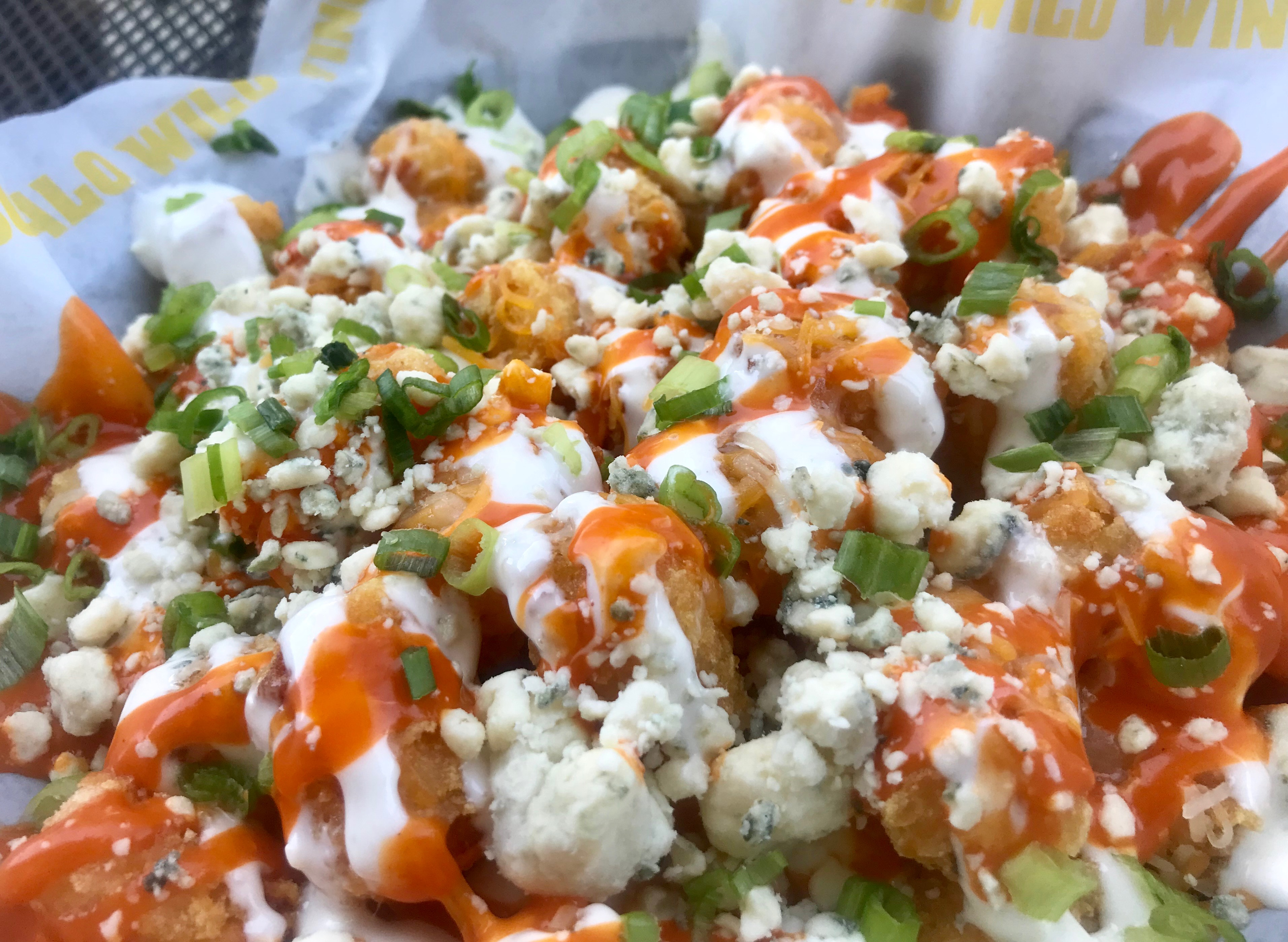 The Return of a Favorite: Buffalo Tater Tots