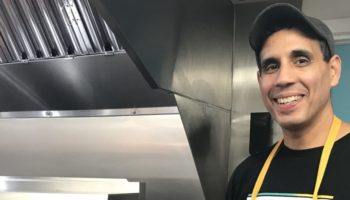 Ryan Khan Owner Chef Hungry Sparrow