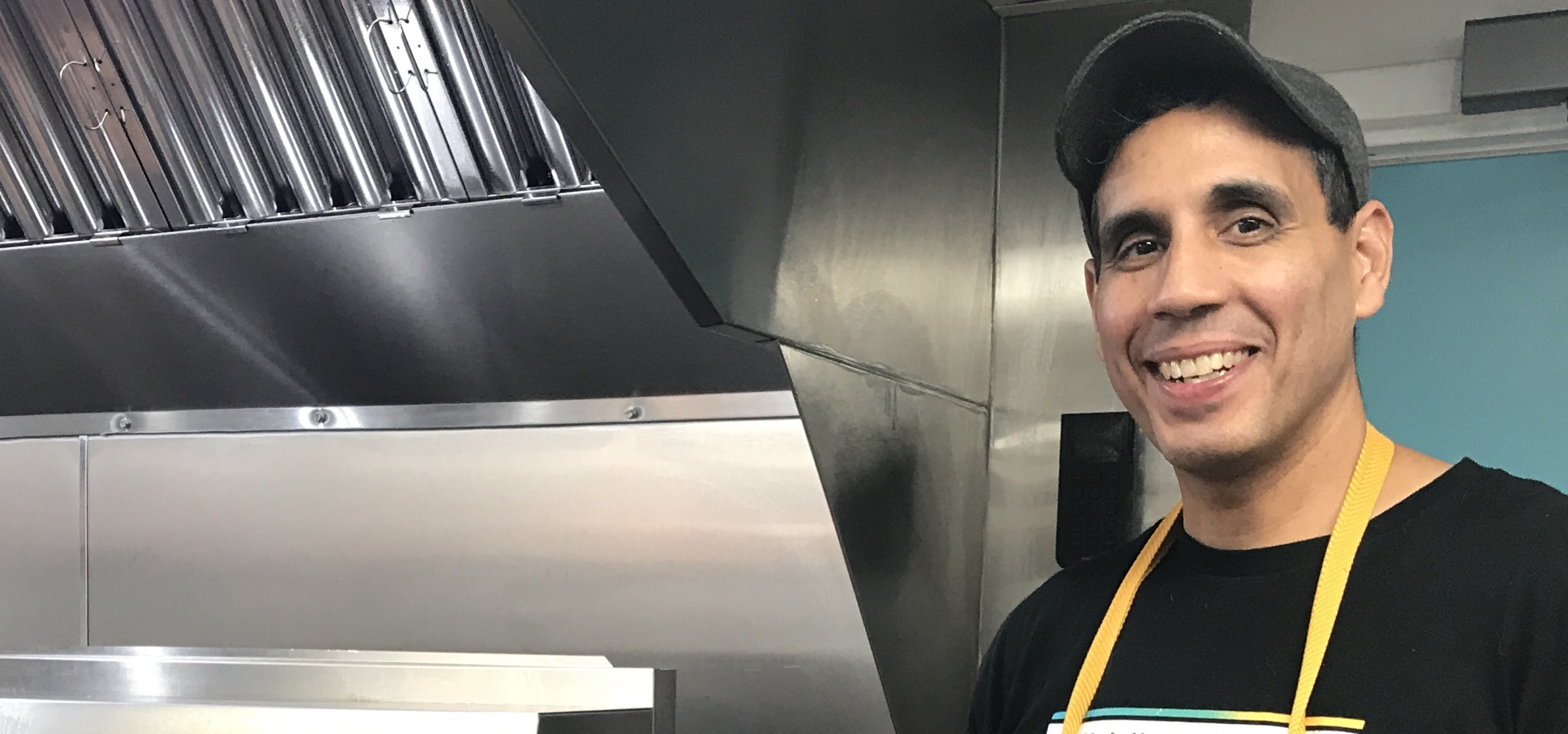 Ryan Khan, Owner/Chef | Hungry Sparrow