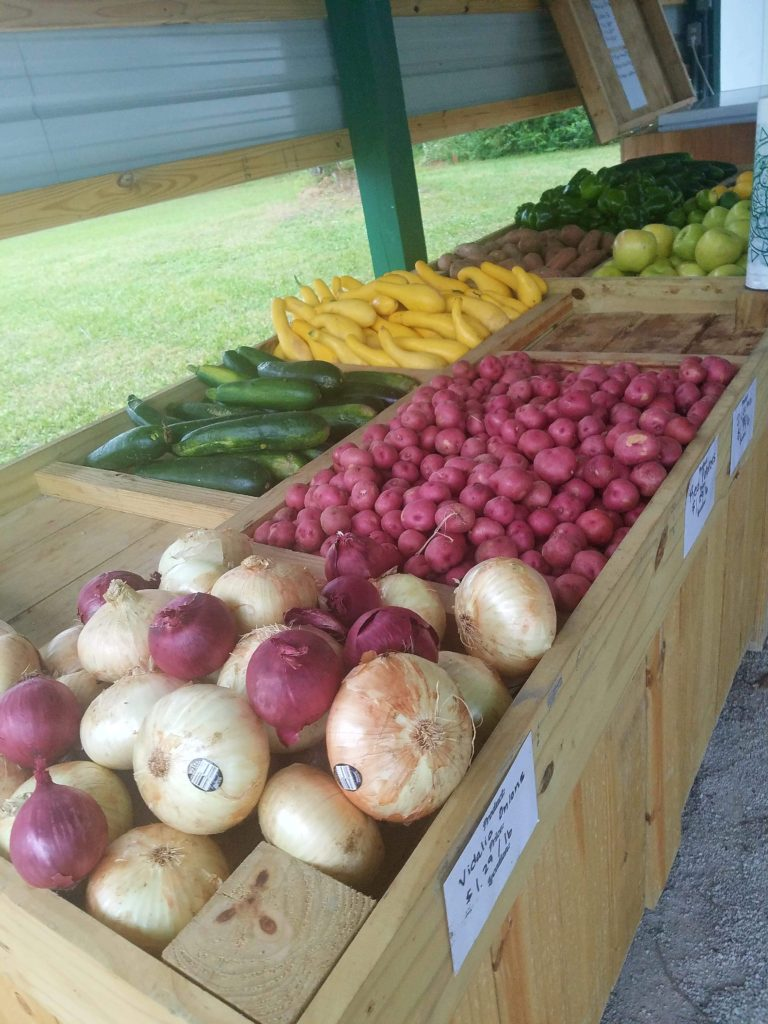 market place produce